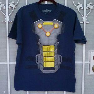 Guardians of the Galaxy Nova Corp t-shirt